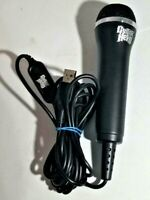 Guitar Hero USB Microphone for PS2 PS3 PS4 WII XBOX360