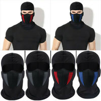 Ski Riding Motorcycle Cycling Warm Cap Neck Scarf Balaclava Full Face Mask