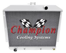 "T=2¼/"" ALUMINUM RADIATOR FORD CAR w//302 5L V8 ENGINE A//T 1949-1953 1950 1951 1952"