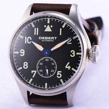 42mm Debert sapphire glass Automatic Luminous Dial Mechanical Mens Watch 026