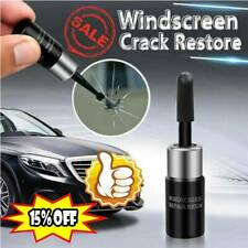 Automotive Glass Nano Repair Fluid Car Windshield Windscreen ChipCrack Tool
