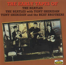 THE BEATLES / THE EARLY RECORDINGS - featuring TONY SHERIDAN