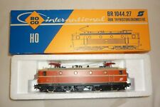 Roco - Gauge H0 04197 S Electric Locomotive Br 1044 .27 Boxed 11.EI-26