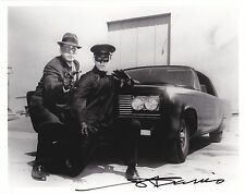 GREEN HORNET & KATO ~ BLACK BEAUTY ~ GEORGE BARRIS Hand signed photo REPRINT! F1