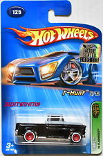 Hot Wheels 2005 Treasure Hunt '56 Flashsider #125 Factory Sealed W+