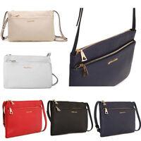 New Fashion Women Leather Satchel Handbag Shoulder Tote Messenger Crossbody Bag