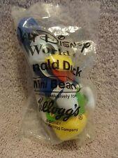 NEW DONALD DUCK WALT DISNEY WORLD MINI BEAN 2001 KELLOGG'S