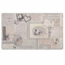Clayre&Eef Paillasson Paillasson mat Paillasson shabby vintage clef brocante