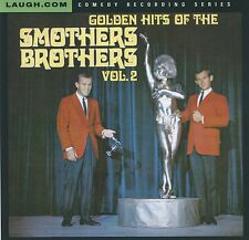 SMOTHERS BROTHERS - GOLDEN HITS VOL 2. - NOW ON CD