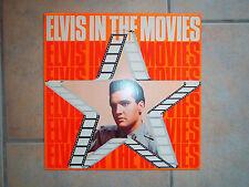 Elvis Presley-Elvis In the Movies LP Album