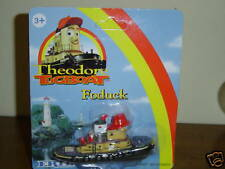 "THEODORE THE TUGBOAT  "" FODUCK "" (MIP)   ERTL"