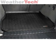 WeatherTech Cargo Liner Trunk Mat - BMW X5 Without Cargo Tray 2000-2006 - Black