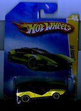 Hot Wheels 2009 FE New Models 024 La Fasta YELLOW