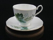 Elizabethan by Taylor & Kent Floral Porcelain Tea Cup & Saucer Made in England