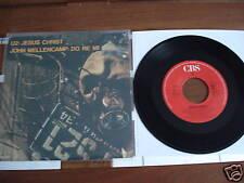 """U2 - 7""""  JESUS CHRIST - PROMO HOLLAND - PRO 464 - RARE"""