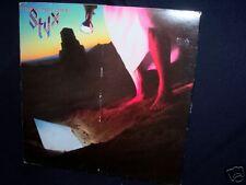 STYX CORNERSTONE 1979 VINYL LP BABE TRI FOLD COVER VGC