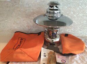 Original Super Petromax Rapid 829/500 CP Lantern with Globe, Reflector , Bag