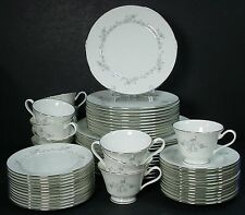 OXFORD Lenox china WINDFLOWER 66-Piece SET Place Settings for 12