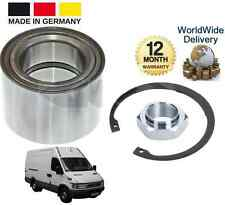 FOR IVECO DAILY III 2006-> 60C 65C 70C 14 15 16 17 NEW REAR WHEEL BEARING KIT