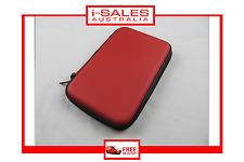 "7"" Music Speaker Audio Dock Case Tablet PC red"