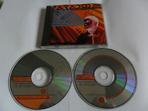 PARADOX – The Musician As Outsider (2CD 2000) Electronic