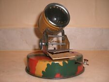 METTOY- Projecteur - Search light with Morse signal - tinplate - no Tippco