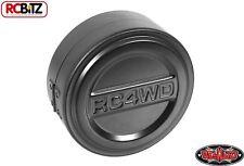 RC4WD Logo Spare Tires Case D90 Gelande II Body Tyre case BLACK TOY Z-X0010 RC
