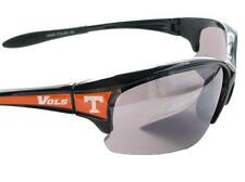 Tennessee Volunteers Black Orange Mens Womens Licensed Sunglasses UT Vols S7JT