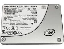 """New HP/Intel S3520 Series 960GB 2.5"""" SATA 6Gb/s MLC Internal SSD -SSDSC2BB960G7P"""
