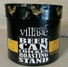Gourmet Village Beer Can Chicken Roasting Stand