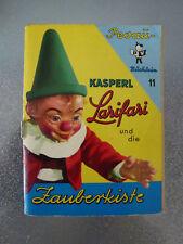 PEVAU Büchlein # Nr. 11 - Kasperl Larifari und die Zauberkiste  // ca 1960er