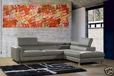 "79"" x 29"" Huge COA painting canvas aboriginal art by  jane Australia"