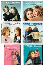 Grace and Frankie Dvd Complete Season / Series 1 2 3 & 4 5 & 6 Brand New Express