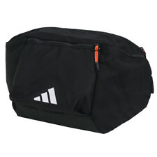 Adidas Parkhood Crossbody Bags Messenger Shoulder Cross Bag Black FJ1122
