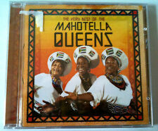 THE VERY BEST OF THE MAHOTELLA QUEENS - CD NEUF