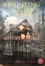 Joshua Winch, Jessica Willis-Haunting at Cypress Creek,DVD NEW sealed horror2015