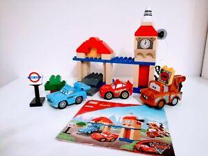Lego Duplo Disney Pixar Cars 5828 Big Bentley