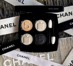 CHANEL No 5 LES 4 OMBRES EYESHADOW PALETTE CHRISTMAS 2021 NEW BOXED