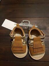 Schuhe Babyschuhe Mädchenschuhe Kinderschuhe Sandalen neu  braun gold H&M