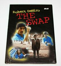 The Swap - Robert DeNiro (DVD, 2004) - NEW/SEALED ***FREE SHIPPING***
