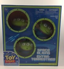Toy Story Collection Space Aliens MISB Sealed Thinkway