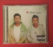 CD - Stereo Typical By Rizzle Kicks - pre-owned