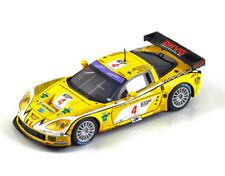Chevrolet Corvette C6-R 2006 Spa Longin / Kumpen / Hezemans / Mollekens 1:43