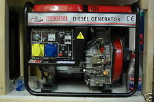 Bulldog BDG3500E Electric start Diesel generator With next day delivery 1848