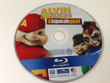 Alvin And The Chipmunks : Squeakquel - Blu Ray Disc Only - Replacement Disc