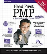 Head First PMP A Learners Companion to Passing the Project Management Profession