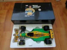 MINICHAMPS 1/18 BENETTON FORD B192 MICHAEL SCHUMACHER 1992 DIECAST F1 CAR