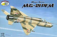 RV Aircraft 1/72 MiG-21 PFM plastic kit LIMITED