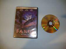 Fangs (DVD, 2002)  Screener / Promo Copy