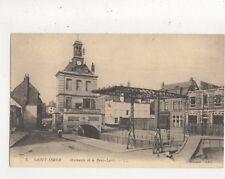 Saint Omer Mathurin & Pont Levis France [LL 5] Vintage Postcard 801a